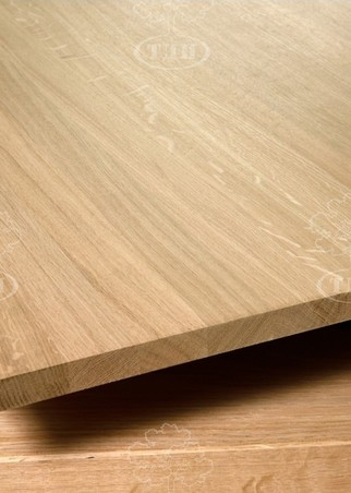 Solid lamella furniture board, АВ - 20х40 mm